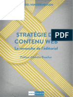 Waw Preview Strategie de Contenu Web La Revanche de l Editorial