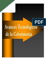 AVANCES TECNOLOGICOS DE LA COLORIMETRIA.pdf