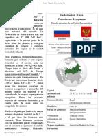 Rusia - Wikipedia, la enciclopedia libre.pdf