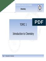 Chemistry OpenCourse Ware