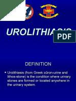 Urinary Stones Disease