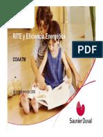 El CTE, RITE y Eficiencia Energética.pdf