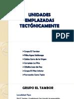 Unidades Aloctonas de Guatemala