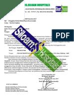 Surat Panggilan Rs.siloam