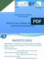 Investitii in lucrarile de aparare impotriva inundatiilor - ANAR.pptx