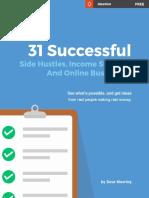 SuperSimpl 31 Successful Income Streams
