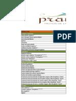 Listado Prana 15-09-16