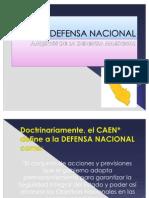 Defensa Nacional - Clase Alas