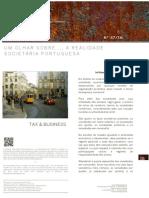 Um Olhar Sobre.. a Realidade Societ Ria Portuguesa