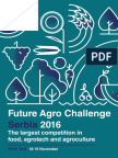 Guideline Future Agro Challenge 2016