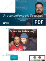 DeepWeb - Leonardo Huertas