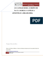 TEXTO UM OUTRO CATOLICISMO O BISPO DE MAURA E A IGREJA CATOLICA APOSTOLICA BRASILEIRA.pdf