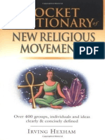 Hexham - Pocket Dictionary of New Religious Movements (2002).epub