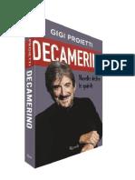 Gigi Proietti - Decamerino. Novelle Dietro Le Quinte