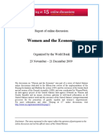 Women and the Economy CSW Cv Final