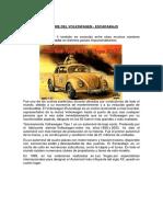 Informe Del Volkswagen