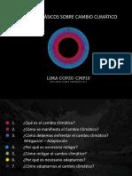 PPT2 Conceptos Basicos Sobre Cambio Climatico 15.08.2014