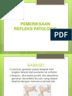 Refleks Patologis Saraf-1