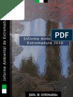 INFORME AMBIENTAL 2010