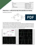 Circuitos Electronicos Rectificadores 2 2017 Practica 5