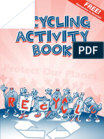 Recycling Activity Book