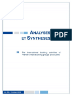 20150331 AS36 the International Banking Activities of France s Main Banking Groups