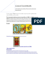As Cartas do Tarot de Marselha (Reparado).docx