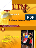 Chapter 8 - Traditional Music and Dance.ppt