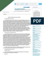 Esbozo Historico de La Educacion - Documentos de Investigación