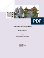 RODRIGUES, Marly. O Brasil na Década de 1920.pdf