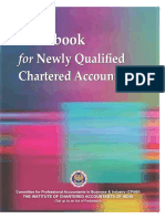 Handbook for NewlyQualifiedCAs