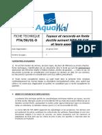 5001 d Tuyaux Et Raccords en Fonte Ductile Nbn en 545 Et Leurs Assemblages (1)