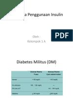 Pio Insulin