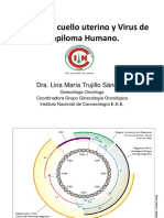 Instituto Nacional de Cancerologia Vph