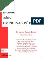 Estudio sobre EMPRESAS PUBLICAS