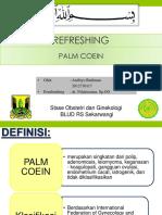 Refreshing Palm Coein