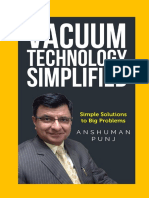 Vacuum Technology Simplified eBook