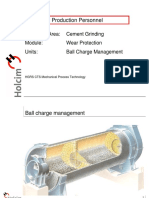 Ball Charge Management