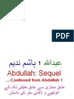 Abdullah By Hashim Nadeem Part 2 Pdf