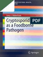 Cryptosporidium as a Foodborne Pathogen (2014)