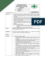 4.1.1 Koordinasi Dan Komunikasi Lin.program & Sektor