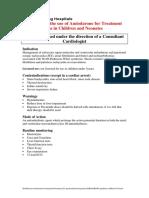 Amiodaron Pediatric