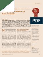 Managing Hypertension in Type 2 Diabetes