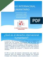 Derecho Internacinal Humanitario