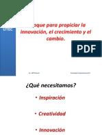 3. Enfoque Para Propiciar La Innovación.