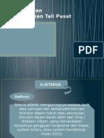 ppt ikterus dan pendarahan tali pusat (klmpk 1 santi.pptx