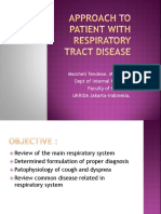 Approach to Patient With Respiratory Tract Disease