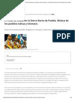 Boda Puebla Totonacos