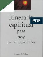 Itinerario Espiritual Para Hoy Con San Juan Eudes.