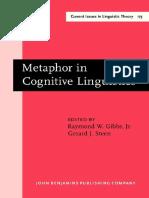 Gibbs & Steen (Eds.)-Metaphor in Cognitive Linguistics .pdf